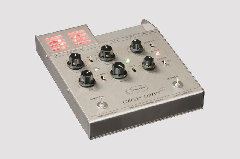 ORGAN-DRIVE-Orgel-Keyboard-Verzerrer